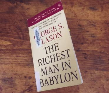 The richest man in babylon and the five laws of gold summary